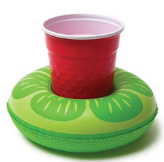 Inflatable Lemon Drink Holder - 1 Piece