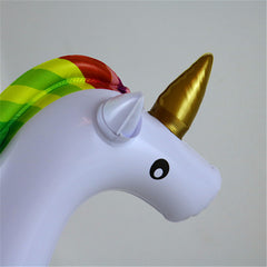 Inflatable Unicorn Drink Holder - 1 Piece