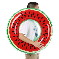 Watermelon Inflatable Swimming Ring Pool Float 80cm