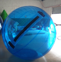Inflatable Blue Water Walking Ball 2.5m