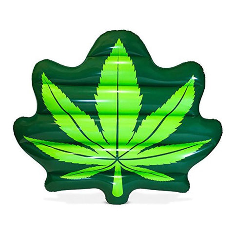 Inflatable Weed Leaf Pool Floats