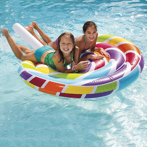 Inflatable Lollipop Pool Float
