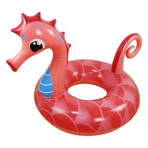 Inflatable Seahorse Pool Float