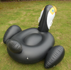 Image of Swimming Float Inflatable Black Toucan