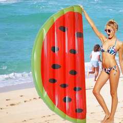 160x80cm Giant Inflatable Watermelon Slice