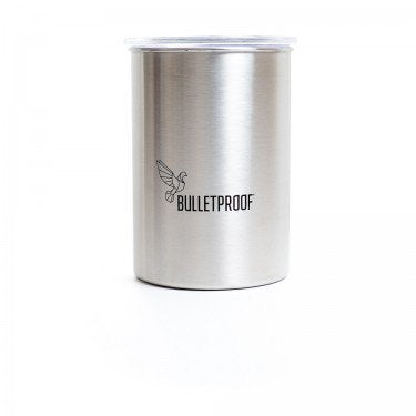 Bulletproof Airscape Kitchen Canister from KetoCoffee