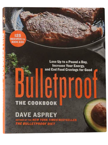 Bulletproof® Cookbook by Dave Asprey Kit from KetoCoffee