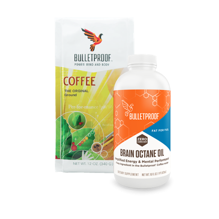 BYO Butter Bulletproof Coffee Starter Kit Mthly