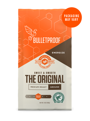 Bulletproof® The Original Ground Coffee - 12oz from KetoCoffee