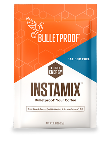 14 packets Bulletproof® Instamix from KetoCoffee