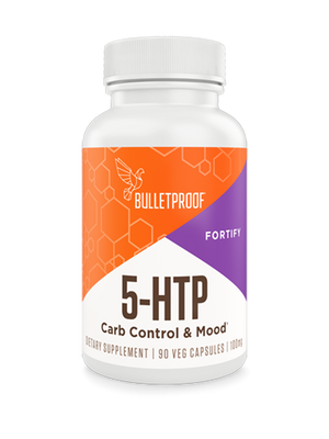 Bulletproof 5-HTP (100mg) - 90 Ct from Keto Coffee