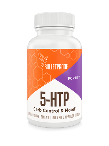 Image of Bulletproof 5-HTP (100mg) - 90 Ct from Keto Coffee