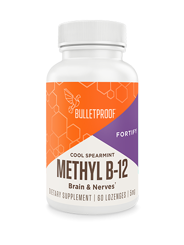 Bulletproof® – Methyl B-12 - 60 Ct