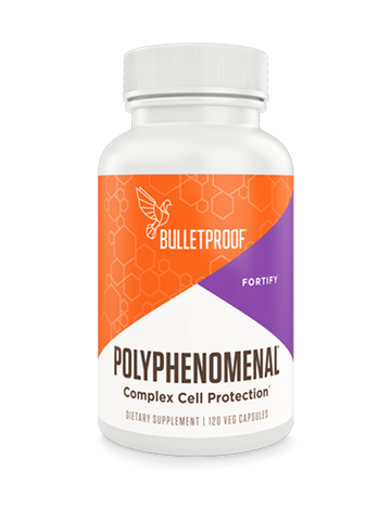 Image of Bulletproof® Polyphenomenal 2.0 - 120 Ct from KetoCoffee