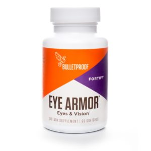 Bulletproof® – Eye Armor - 60 Ct
