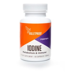 Image of Bulletproof® – Iodine - 60 Ct