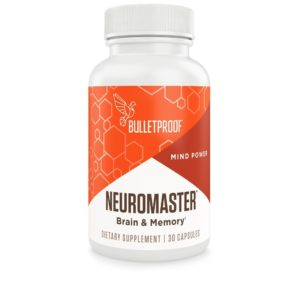 Bulletproof® – NeuroMaster - 30 Ct