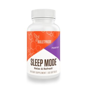 Bulletproof® – Sleep Mode – 60 Ct. #NEW#