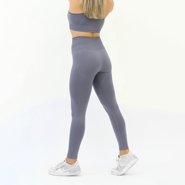 Ultra Wear Power Leggings - Gray