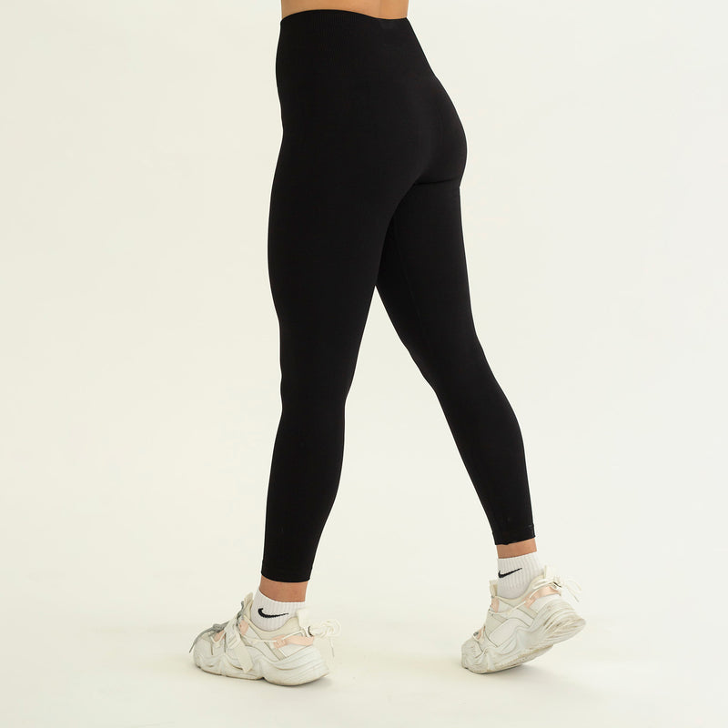 ULTRA WEAR POWER LEGGINGS - BLACK