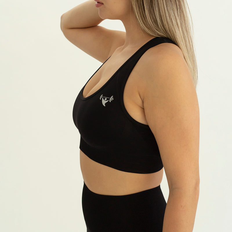 ULTRA WEAR POWER TOP - BLACK