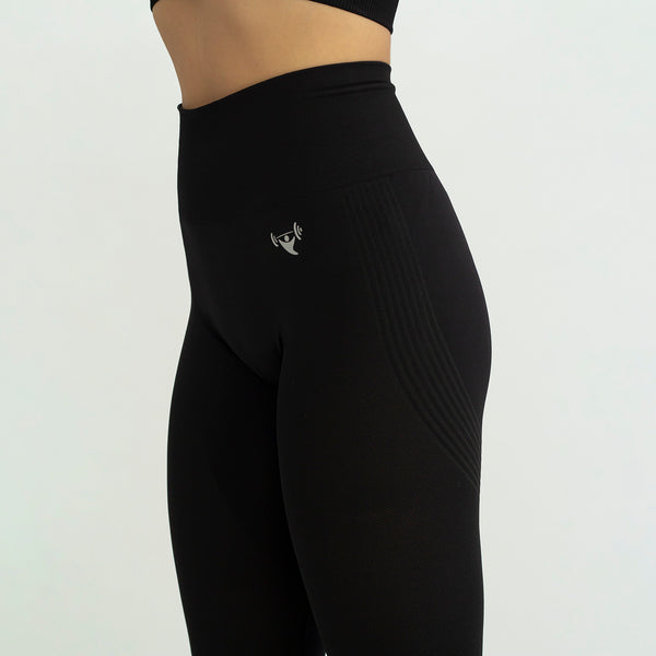 Ultra Light Fit Leggings - Black