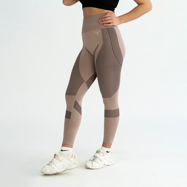 Ultra Light Fit Leggings - Nude