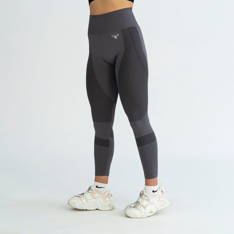 Ultra Light Fit Leggings - Grey