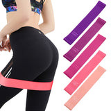 Resistance Workout Bands 5 Levels of Resistance