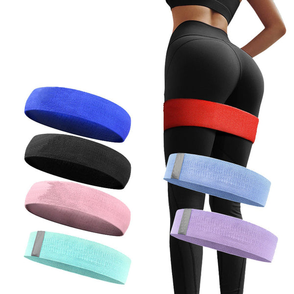 Soft Resistance Bands