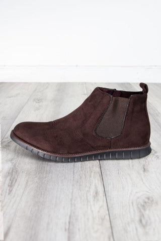 Vegan Black Boot