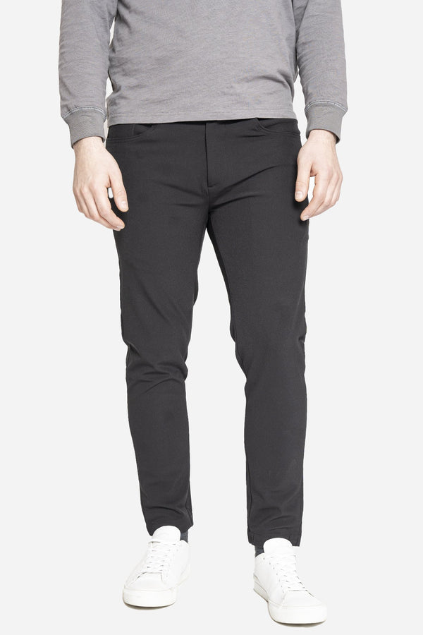 Jon 2.0 Performance Pants 5 Pocket Black Performance Pants Aztex 28 25