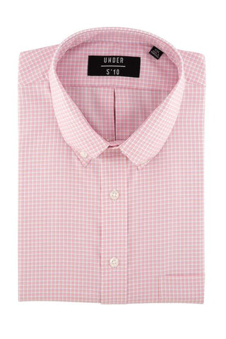 Cranberry Modern Oxford Button Down Shirt