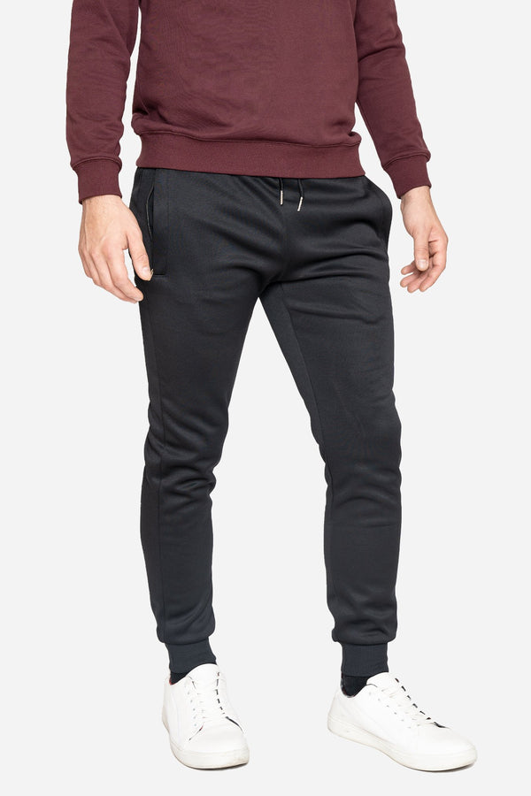 The Tyson Jogger Black Pants Velland