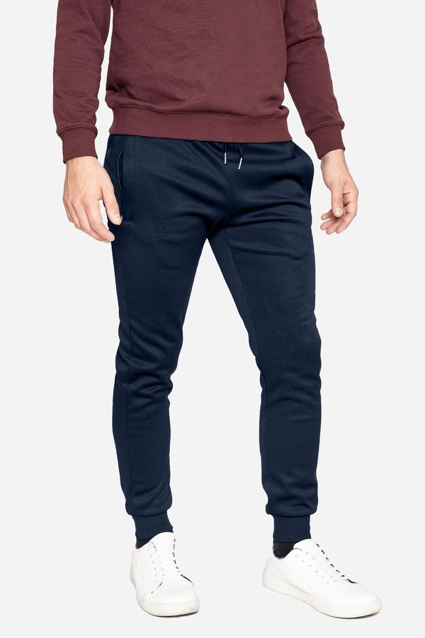 The Tyson Jogger Navy Pants Velland