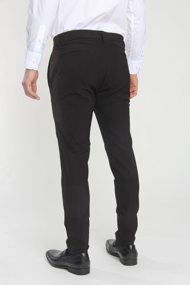 Jon 2.0 Performance Pants Black Performance Pants Under 5'10