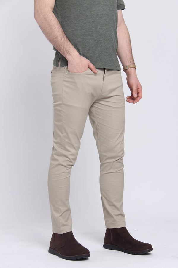 The Getaway Chino Khaki Chino Under 5'10 30 x 26