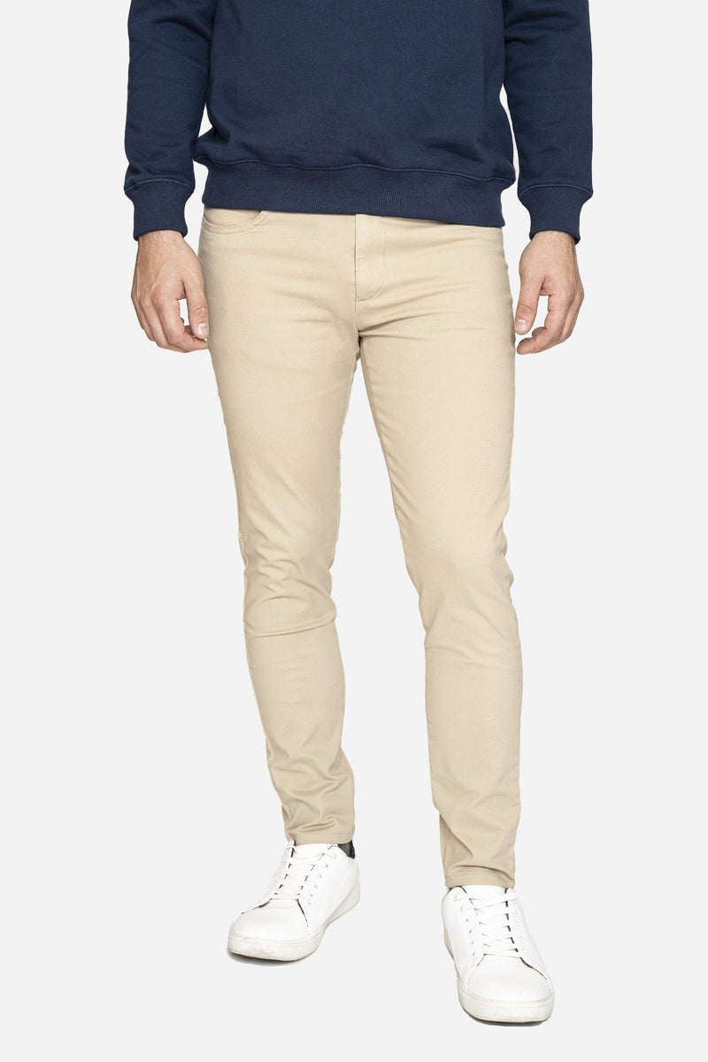 Simon 2.0 Sand Chino Pants Aztex 30 26