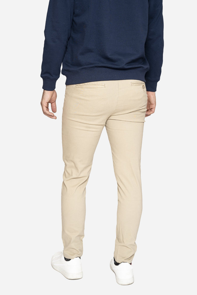 Simon 2.0 Sand Chino Pants Aztex