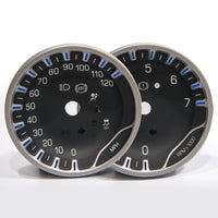 2017 Chrysler Pacifica OEM Speedometer Conversion Gauge Face