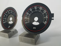 2015-2018 Dodge Challenger 160MPH Conversion Gauge Face
