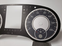 2013-2016 Chrysler Town & Country OEM Speedometer Conversion Gauge Face
