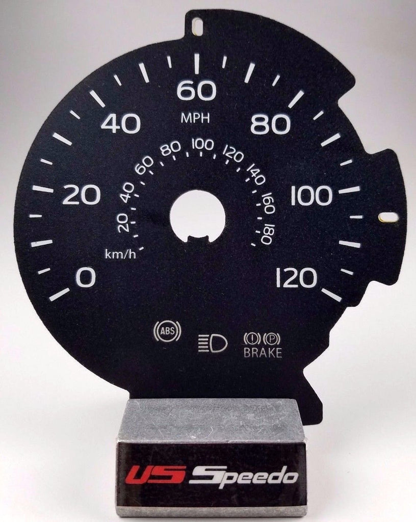 FORD Conversion Gauge Face MPH | usspeedoconversions com
