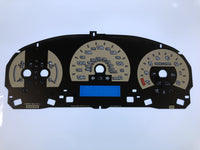 2010-2012 Ford Taurus MPH Conversion Gauge Face