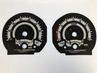 2015 Toyota Highlander MPH Conversion Gauge Face