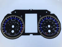 2015 Infiniti QX50 MPH Conversion Gauge Face