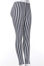 Load image into Gallery viewer, BeetleJuice - Fur Lined Leggings