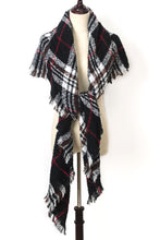 Load image into Gallery viewer, Square scarf by Just Cozy.