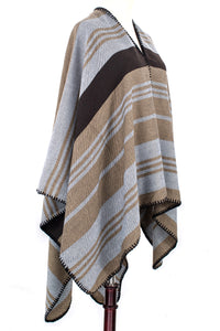 Just Cozy Premium Button Scarf. One size.