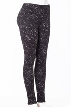 Load image into Gallery viewer, Space Black - Fur Lined Leggings